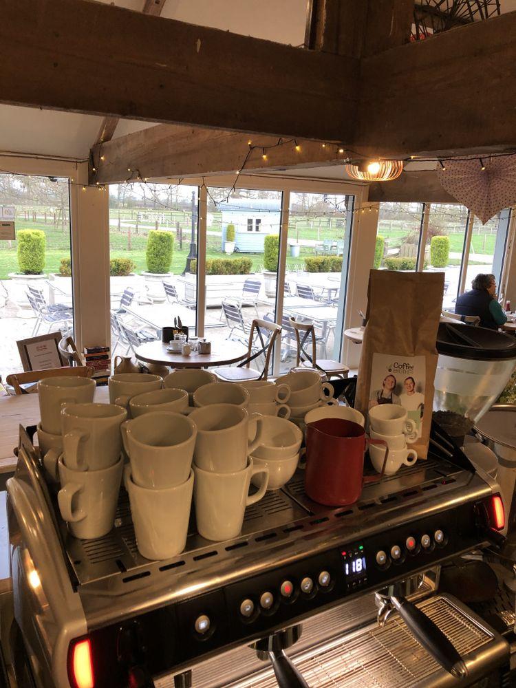Home Farm Beningbrough Cafe
