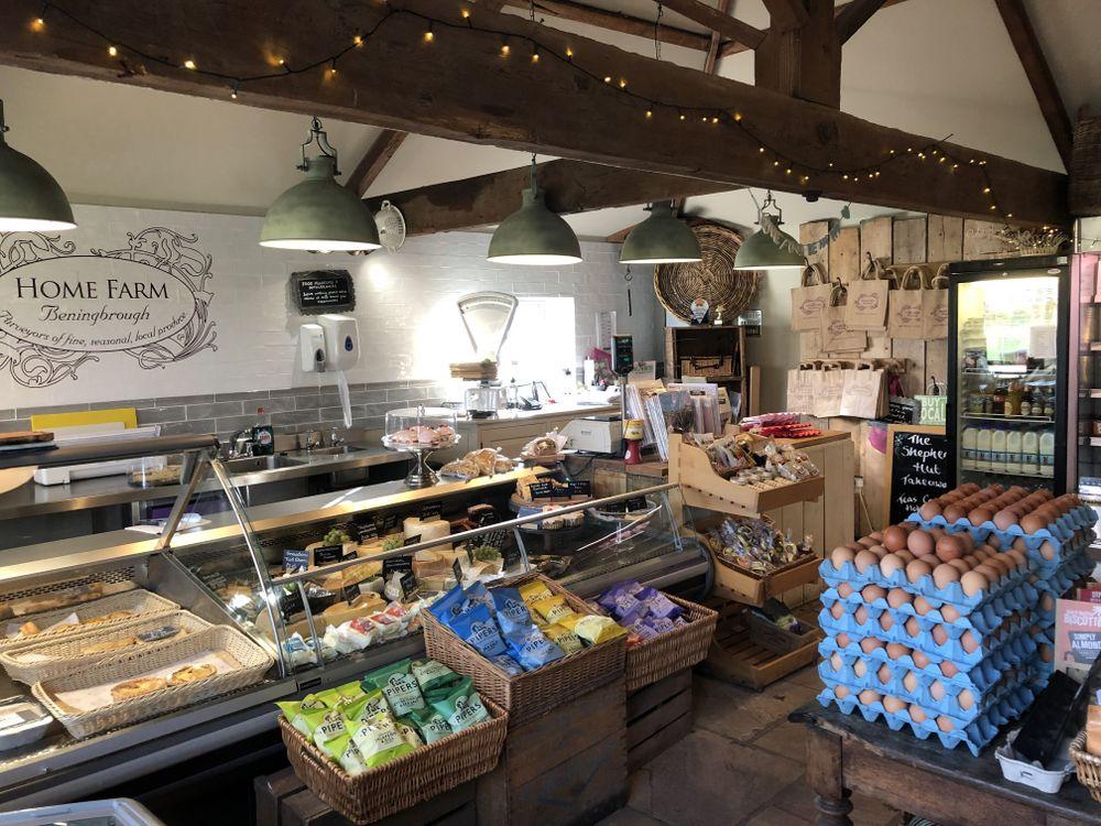 Home Farm Beningbrough Shop and Deli