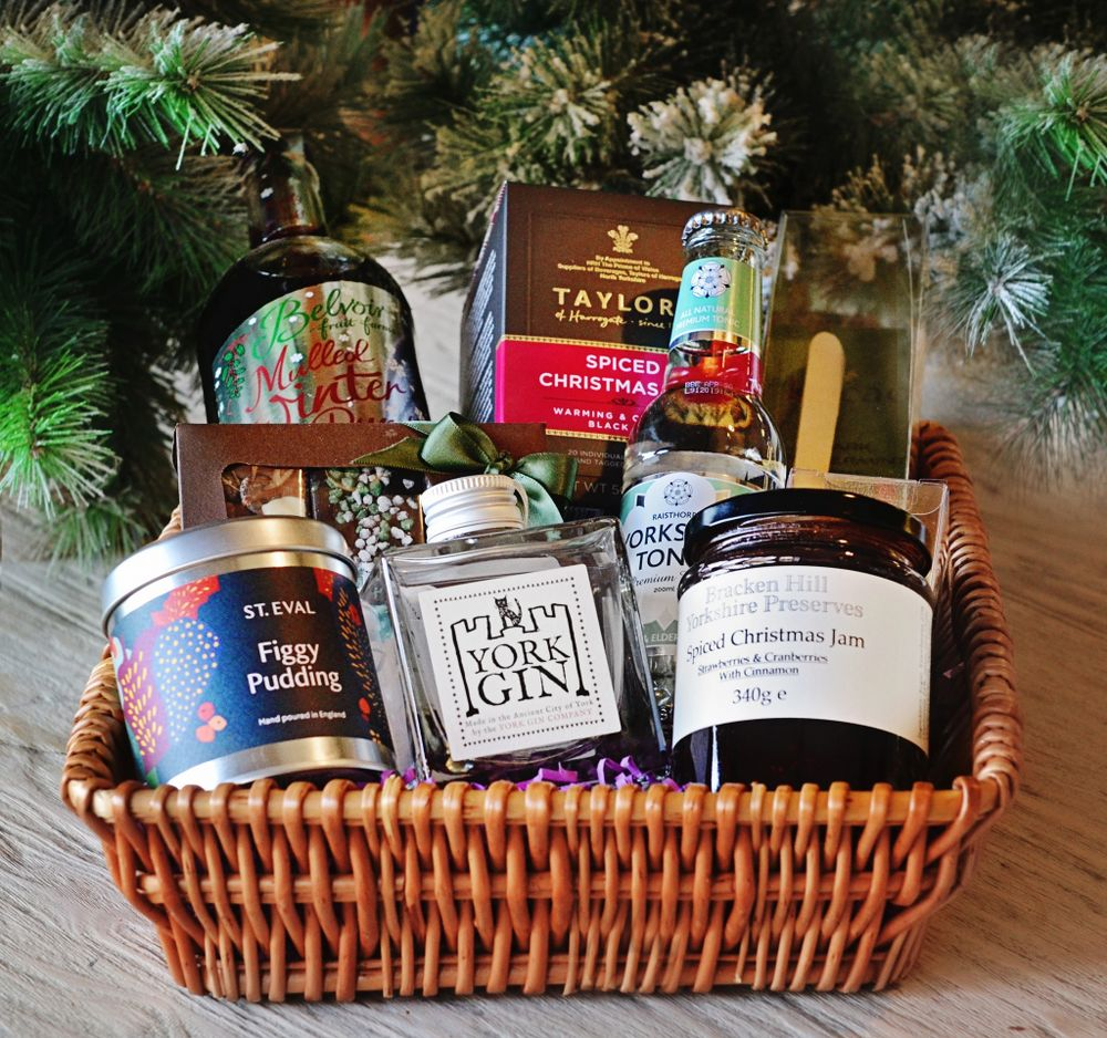 Home Farm Beningbrough Gift Hampers