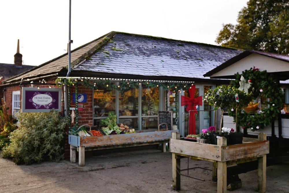 Home Farm Beningbrough Shop