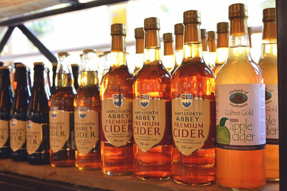 Home Farm Beningbrough Ampleforth cider