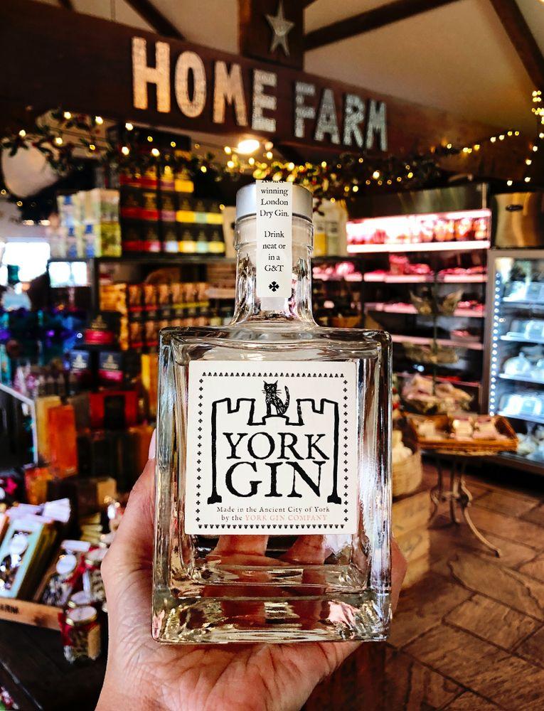 Home Farm Beningbrough York gin