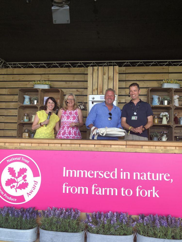 National Trust Fine Farm Produce Awards