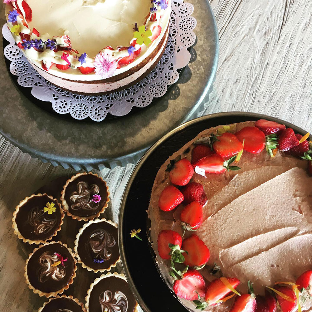 Homemade Cakes and Baking